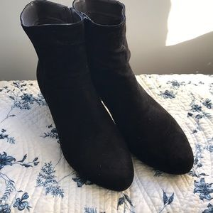 Aerosoles 9 suede ankle boot 9